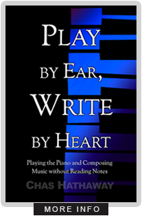 Play By Ear, Write By Heart