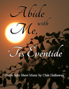 Abide With Me Tis Eventide Sheet Music