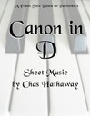 Canon In D Sheet Music