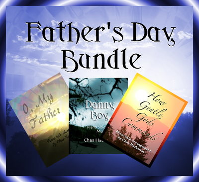 Father's Day Sheet Music Bundle