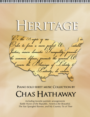 Heritage: Patriotic Sheet Music Book