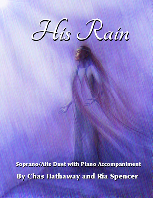 His Rain Sheet Music