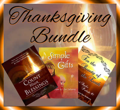 Thanksgiving Sheet Music Bundle