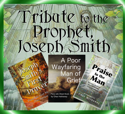 Tribute To The Prophet Joseph Smith Sheet Music Bundle